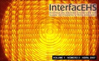 Vol. 1 Nº 3 ano 2007